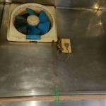 換気扇のクリーニングbefore