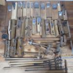 大工道具の買取写真